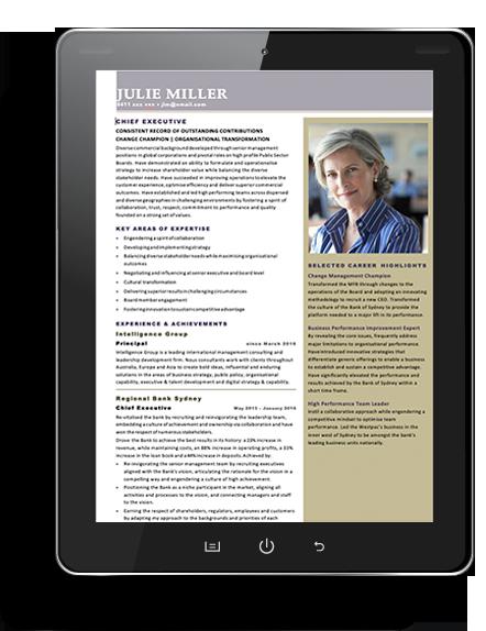 miller exec example